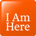 I Am Here Logo