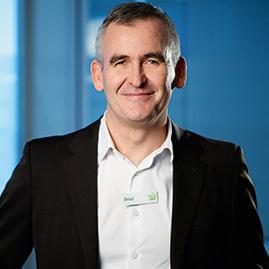 Brad Banducci, CEO Woolworths Group